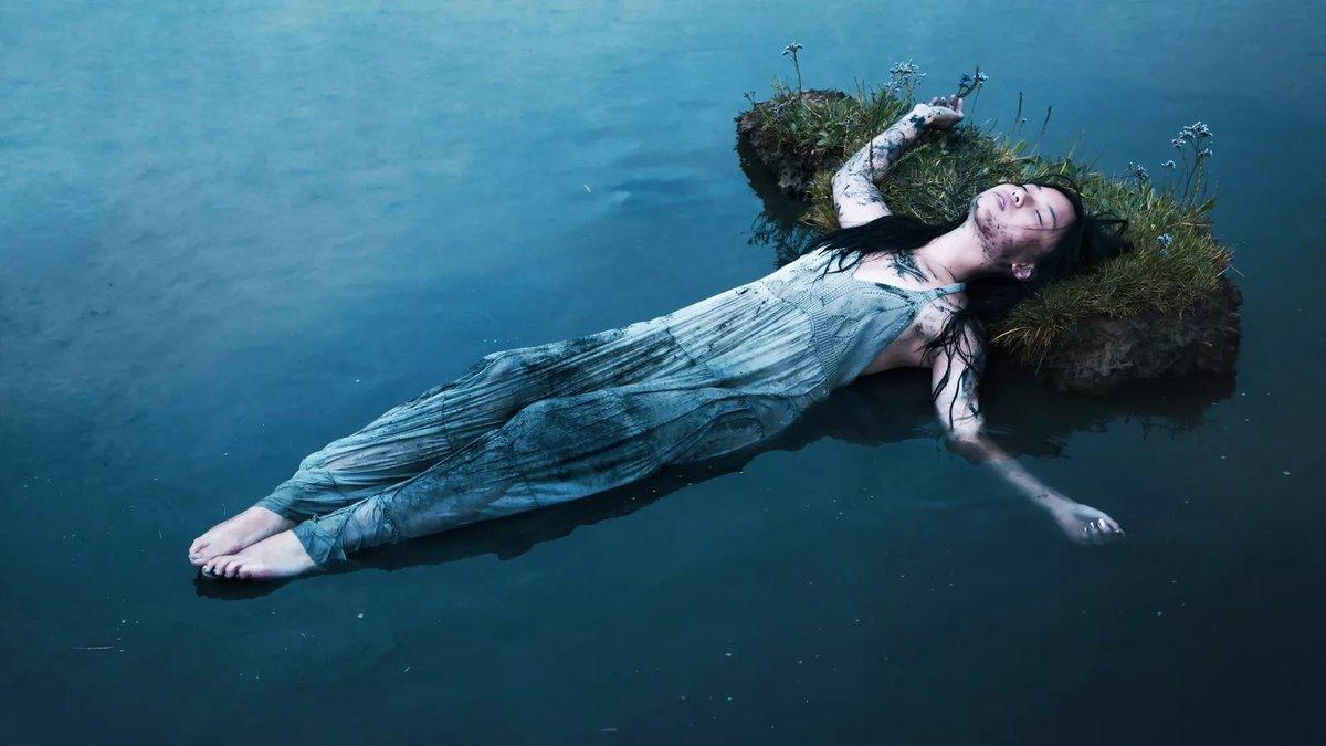 Все фото девушек в воде
