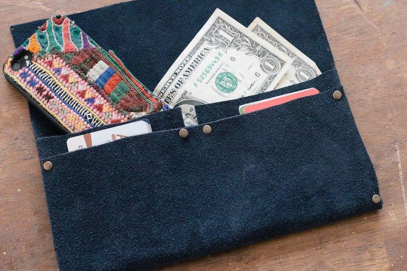 Ютуб как сшить кошелёк