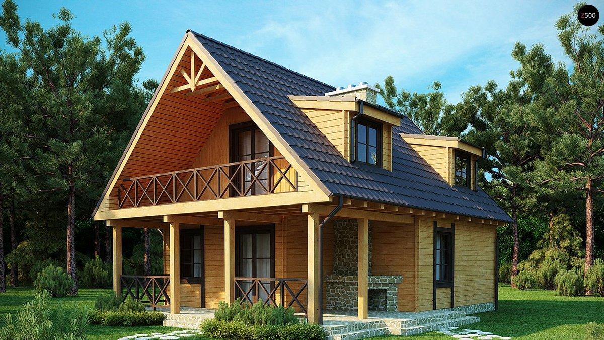 Проект каркасного дома - рочестер своими руками