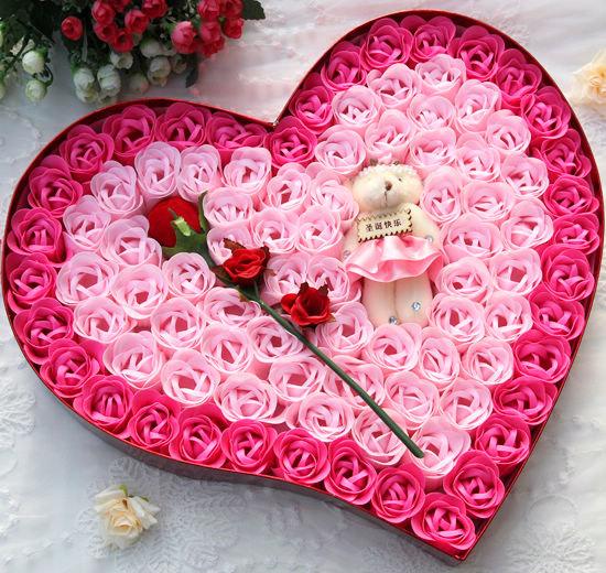 Подарок на день рождения маме цветы