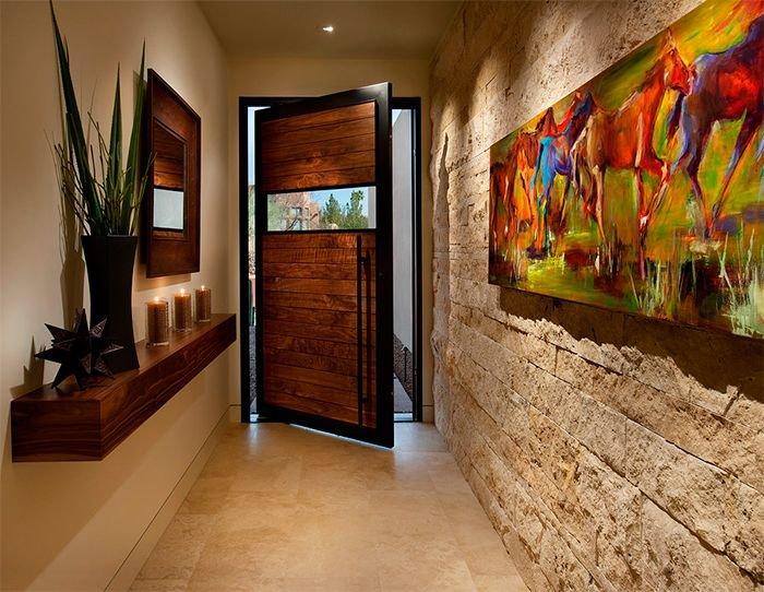 Декор для коридора своими руками с фото 830