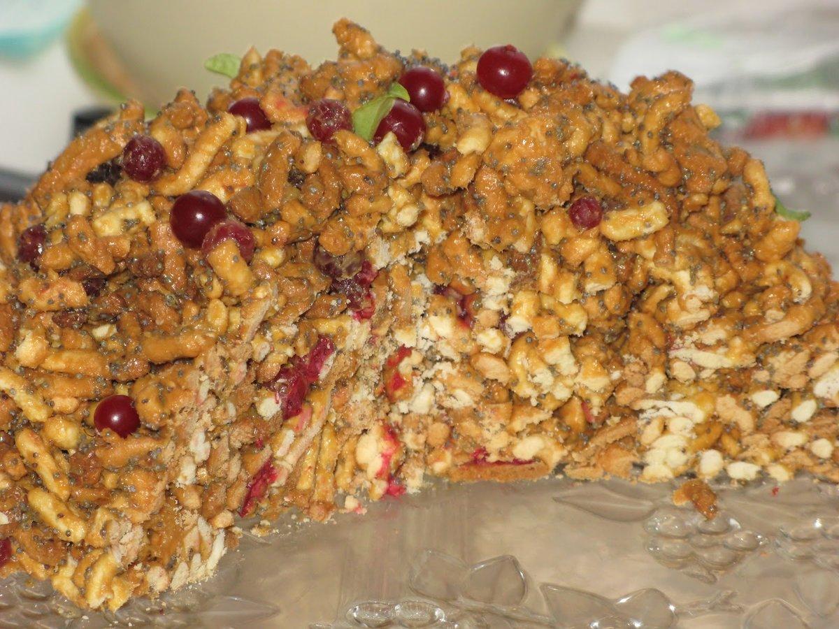 Как сделать торт муравейник из печенья в домашних условиях