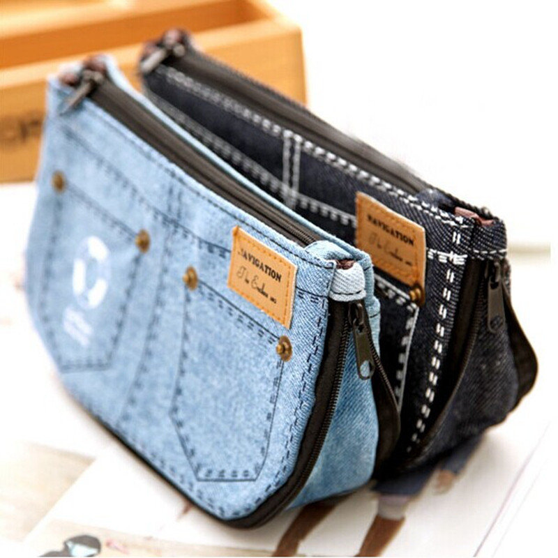 Сшить кошелек своими руками из джинс 993