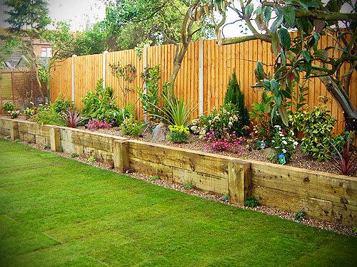 Ландшафт для сада и огорода своими руками 74