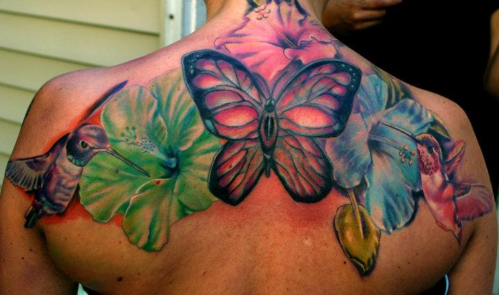 Татуировки не на теле 178