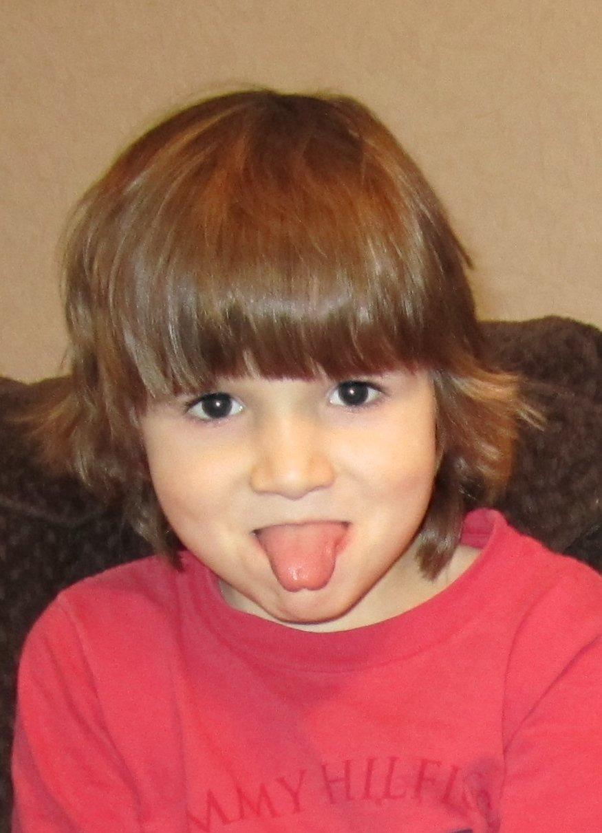 Прическа горшок для мальчика фото