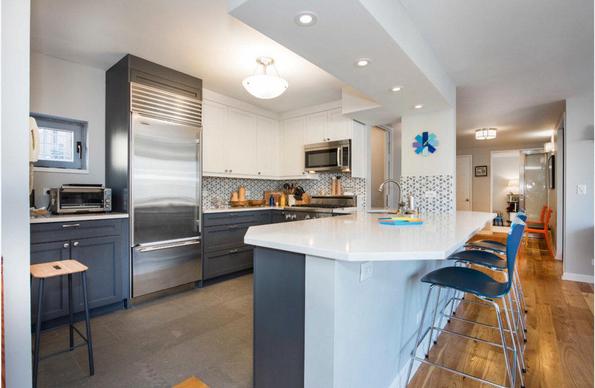 Кухни столовые дизайн 2018 года новинки