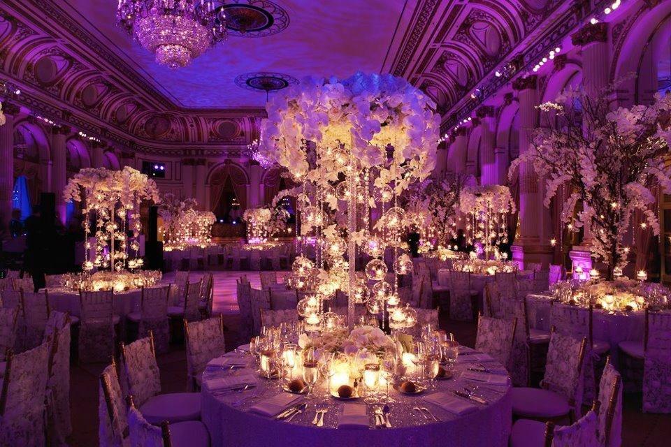 Самый красивый ресторан для свадеб