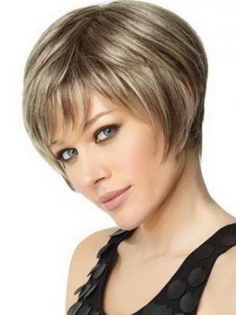 Прически для коротких тонких волос