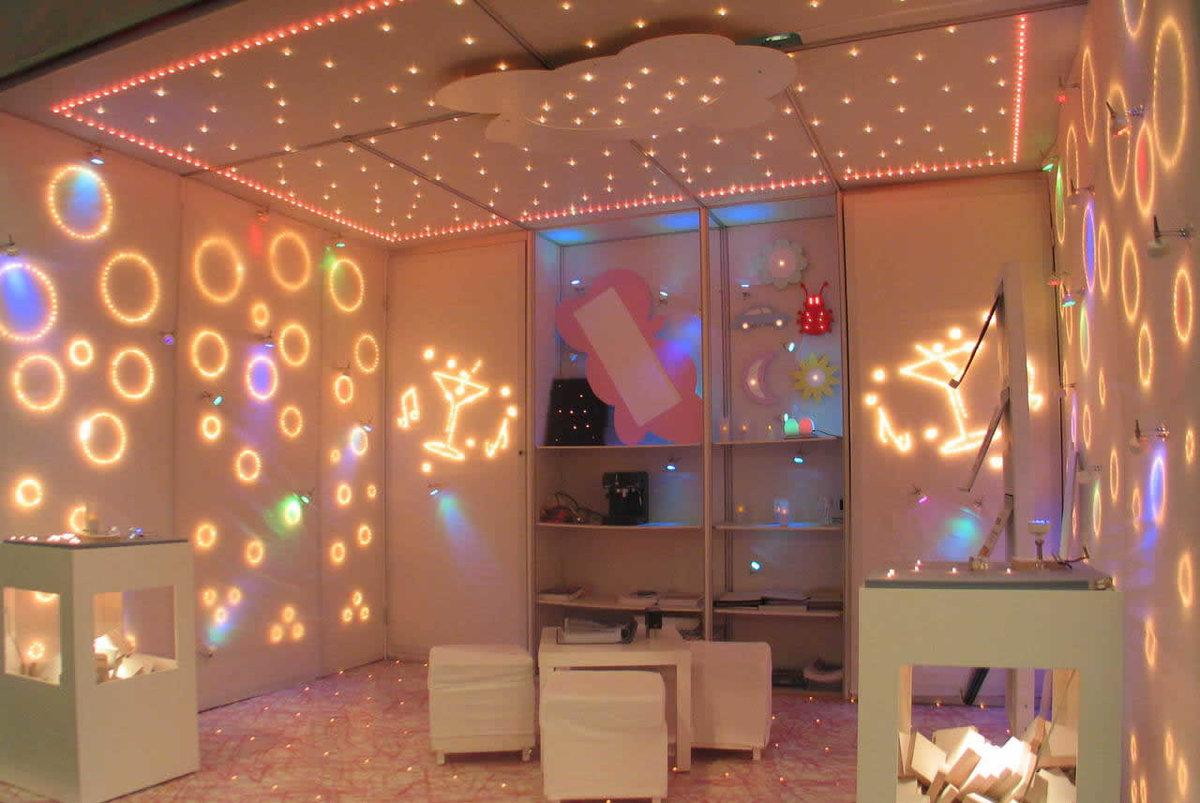 Светодиодная подсветка стен своими руками 31