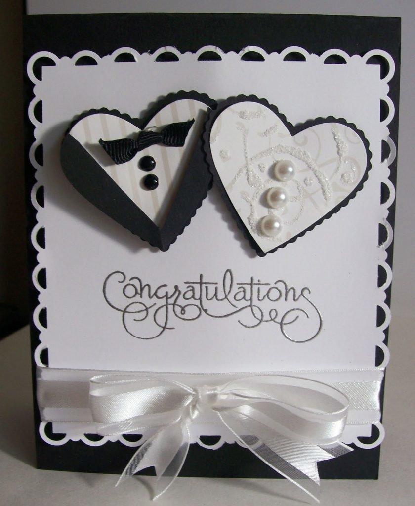Открытки свадьба поздравления своими руками 87