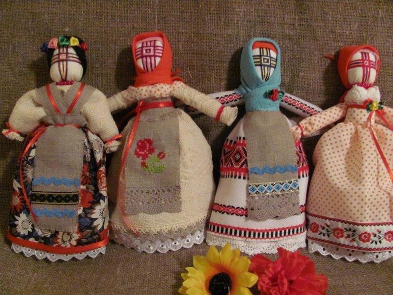Кукла оберег своими руками мастер класс мотанка - Новые работы на тему Масленица Страна Мастеров