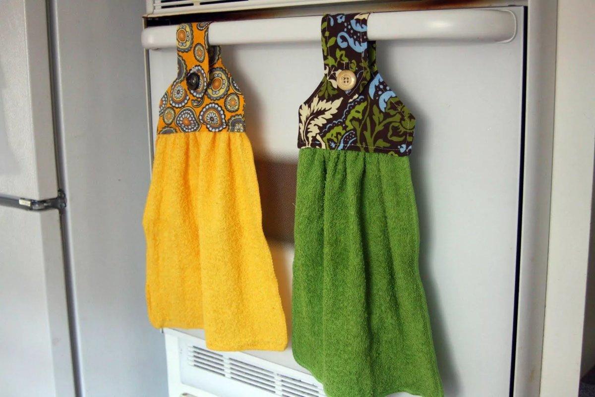 Полотенце для кухни сшить 58