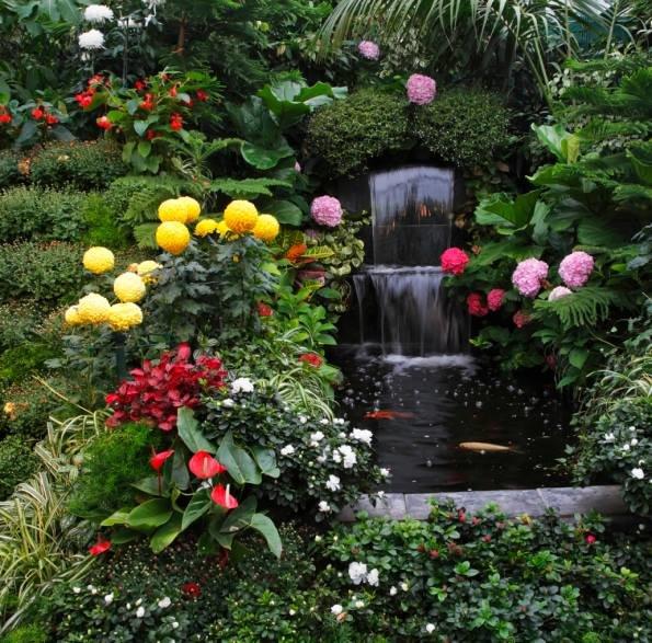 Лучшие сады своими руками