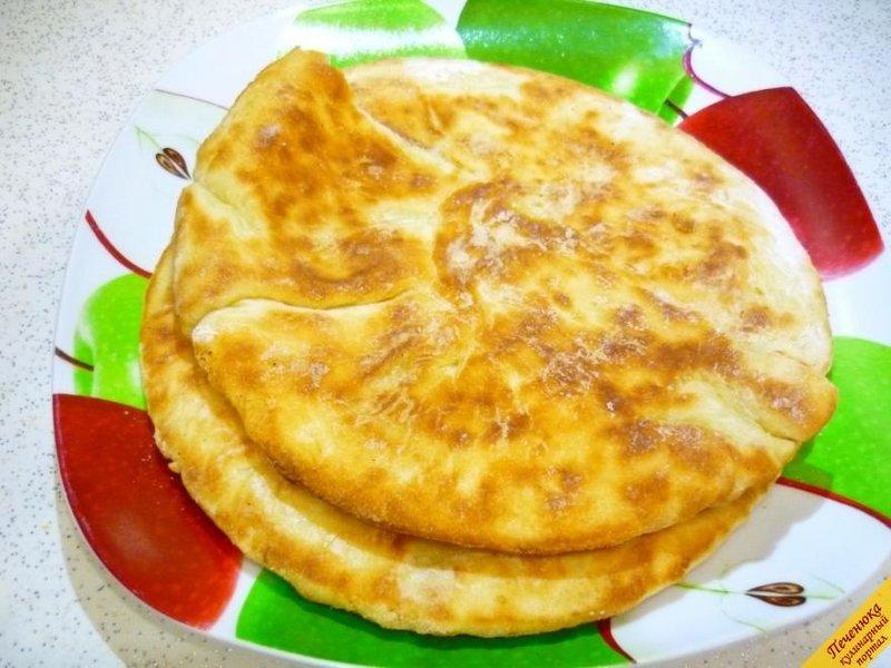 Рецепты осетинских пирогов с мясом пошагово
