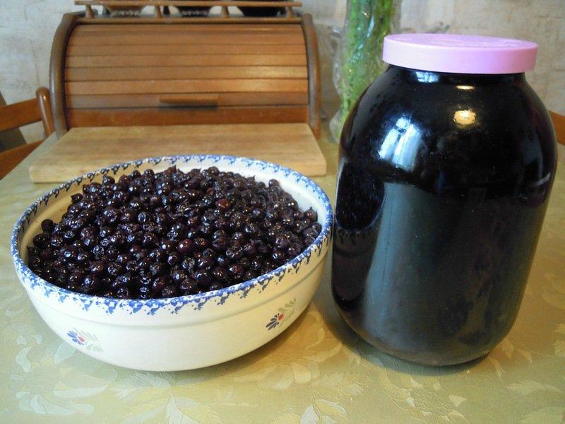 Наливка из чёрной смородины в домашних условиях рецепт