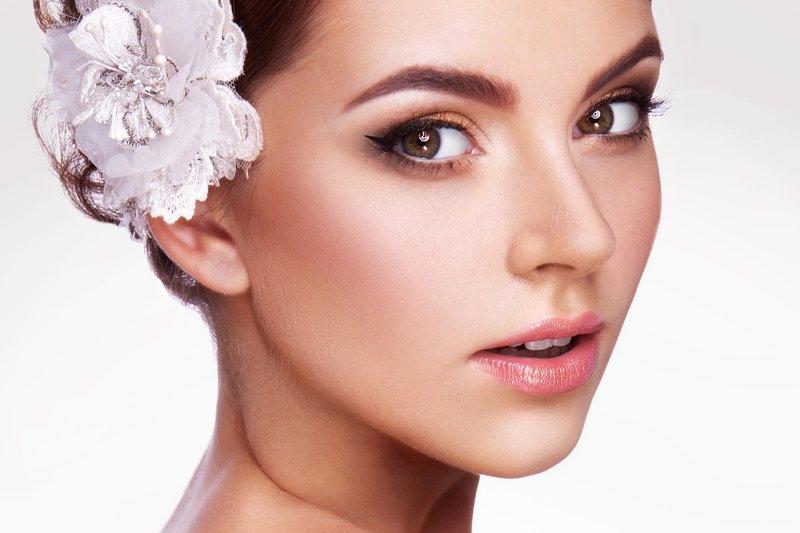 Как сделать макияж свадебный