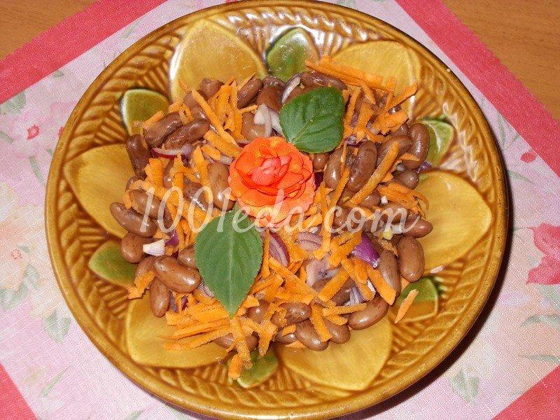 Постные салаты рецепты на праздник с