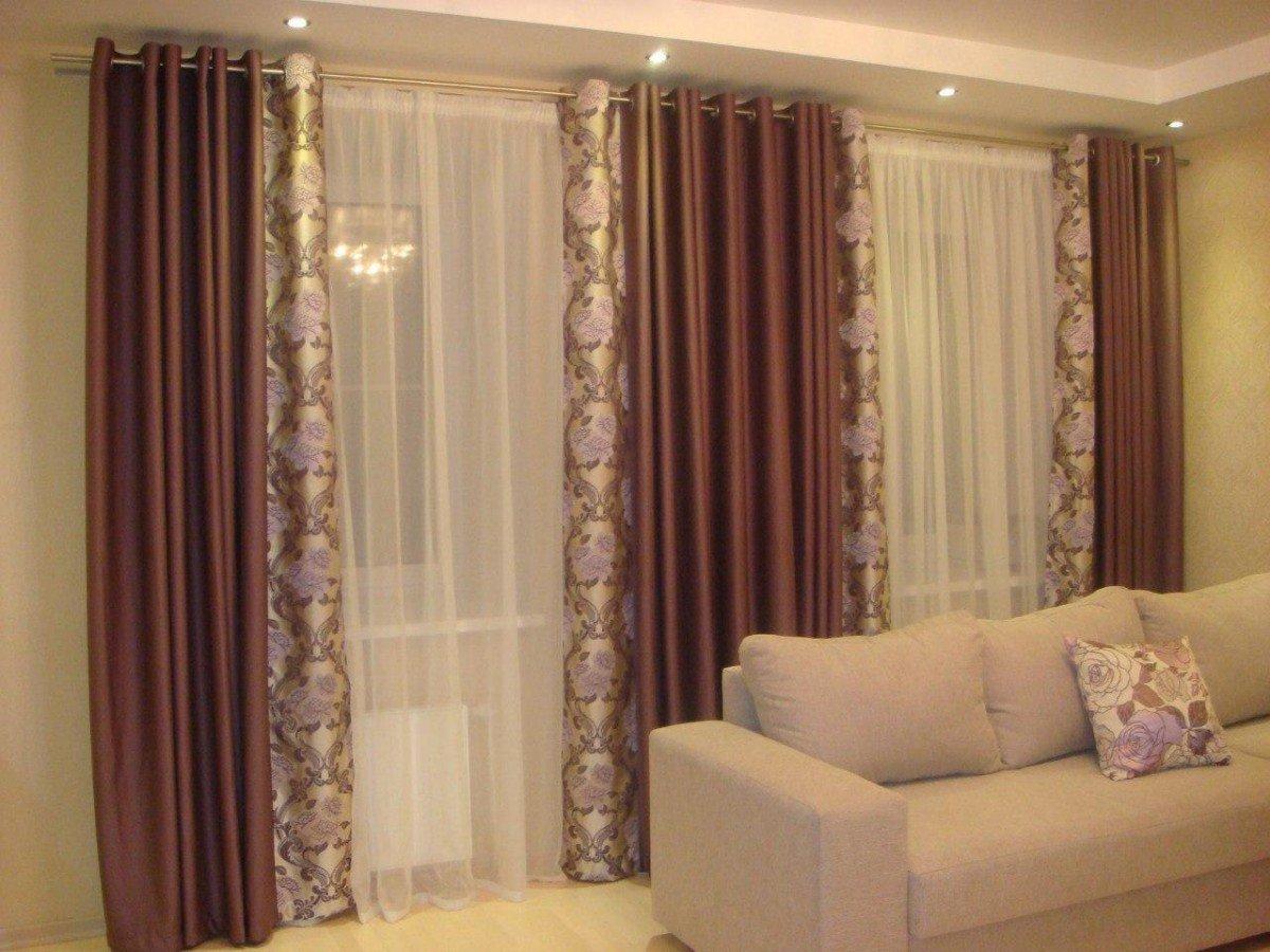 Дизайн ночных штор фото