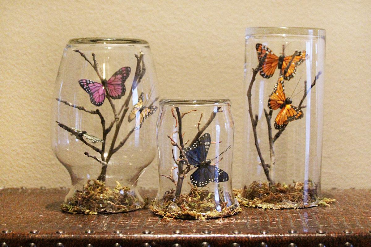 Домики для бабочек своими руками 40