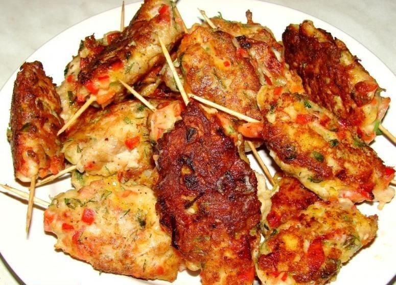 Люля-кебаб в духовке рецепт пошагово