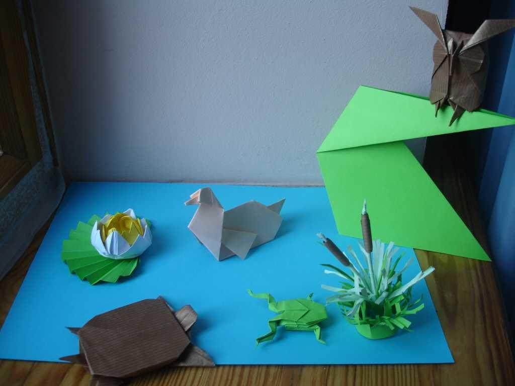 Как оригами в домашних условиях 659