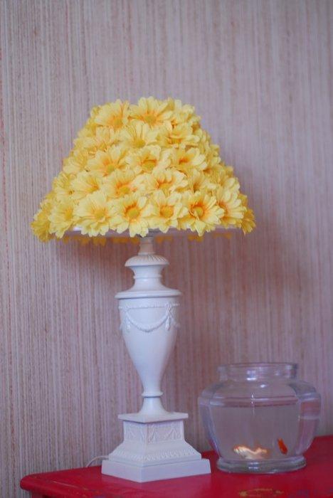Лампа абажур своими руками фото
