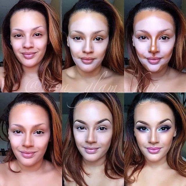 Показать лучшего макияжа