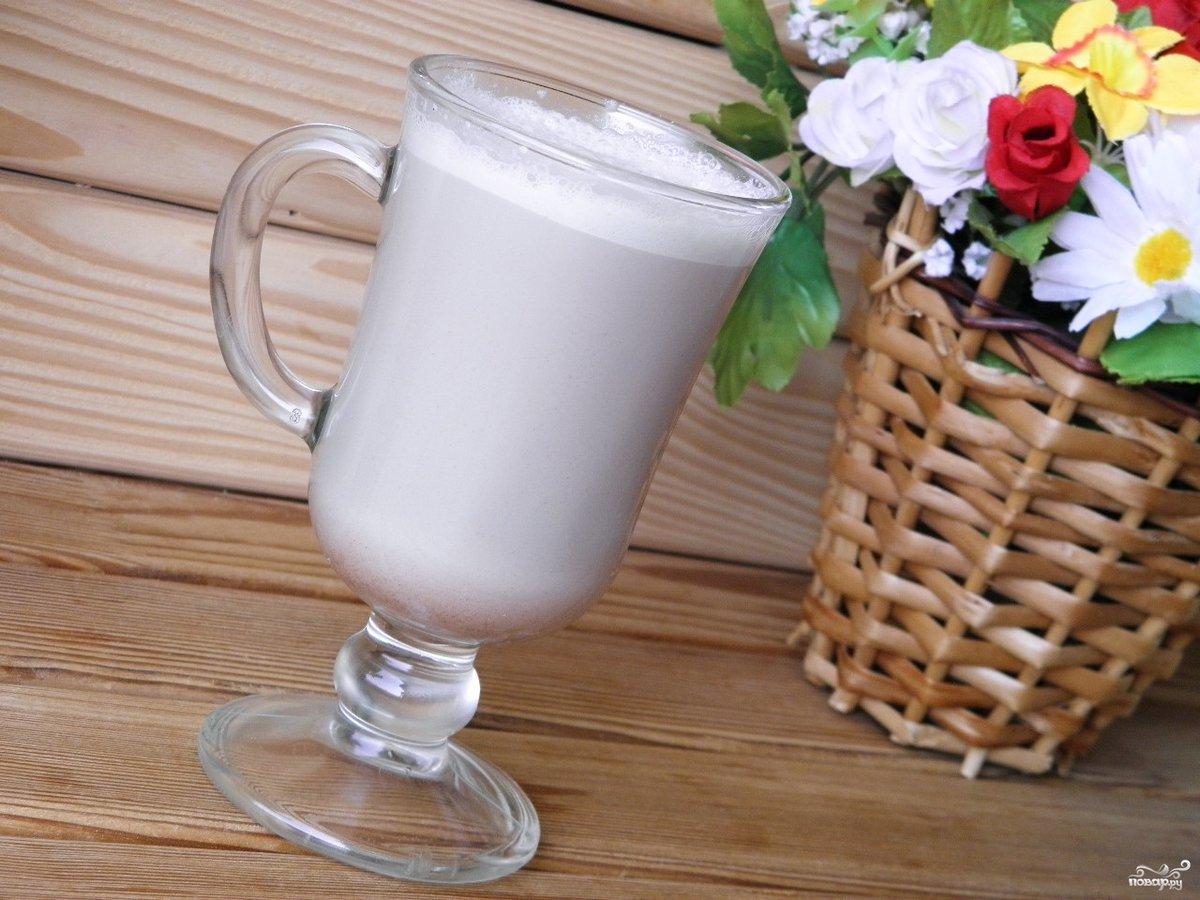 Рецепты молочных коктейлей с
