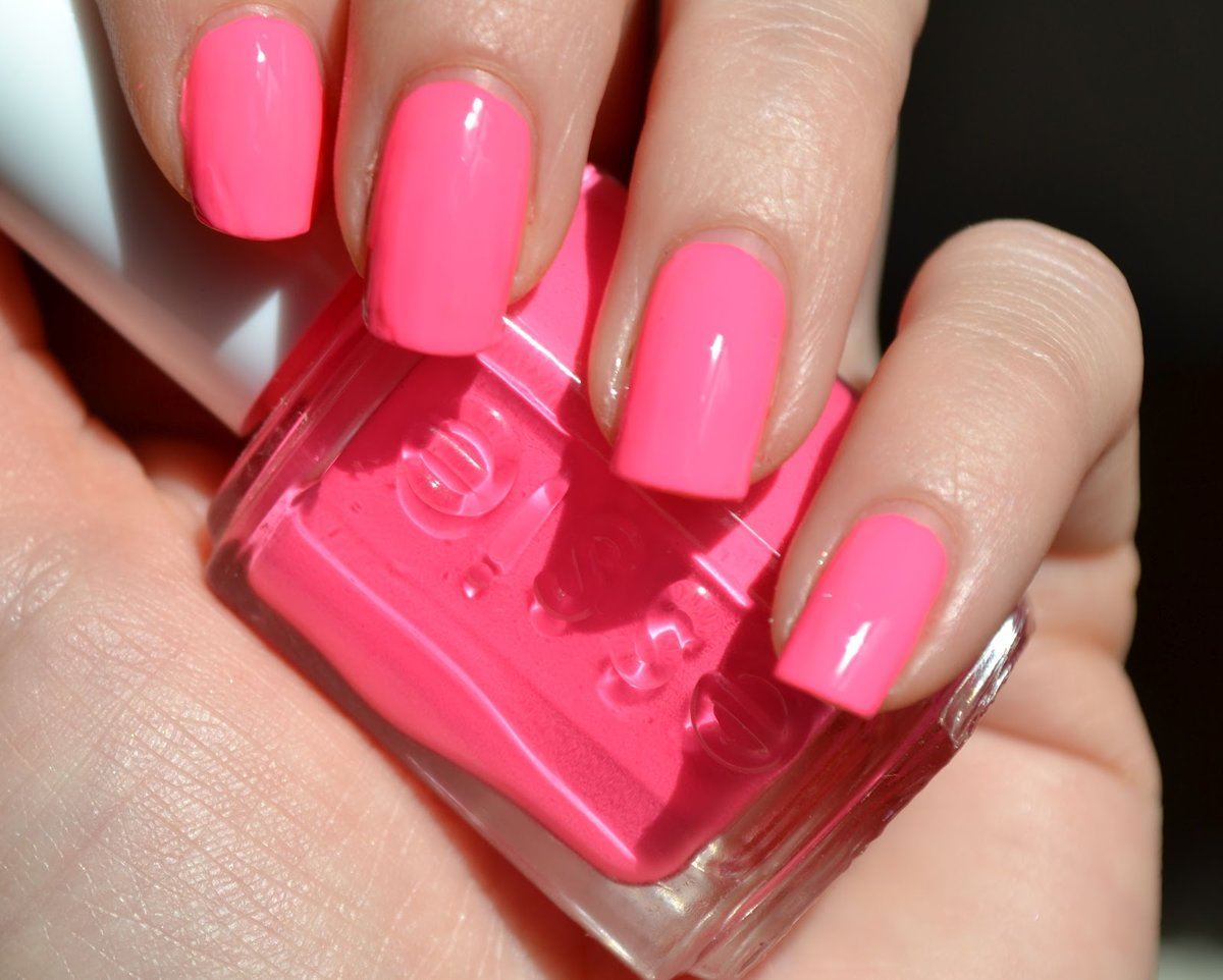 Мода покраски ногтей фото