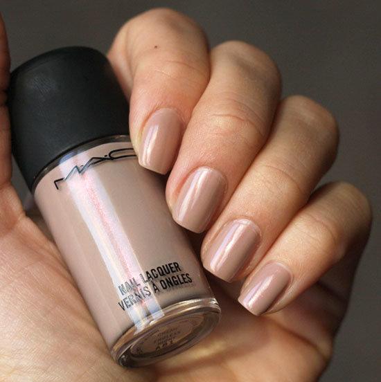 Лак для ногтей телесного цвета