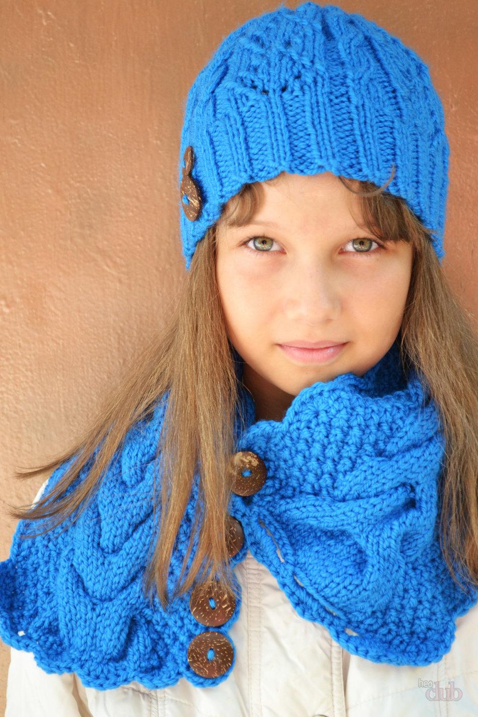 Снуд спицами для женщин: схемы вязания, новинки, узоры, размеры 72