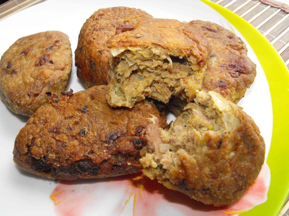 Котлеты из говяжьей печени рецепт в духовке