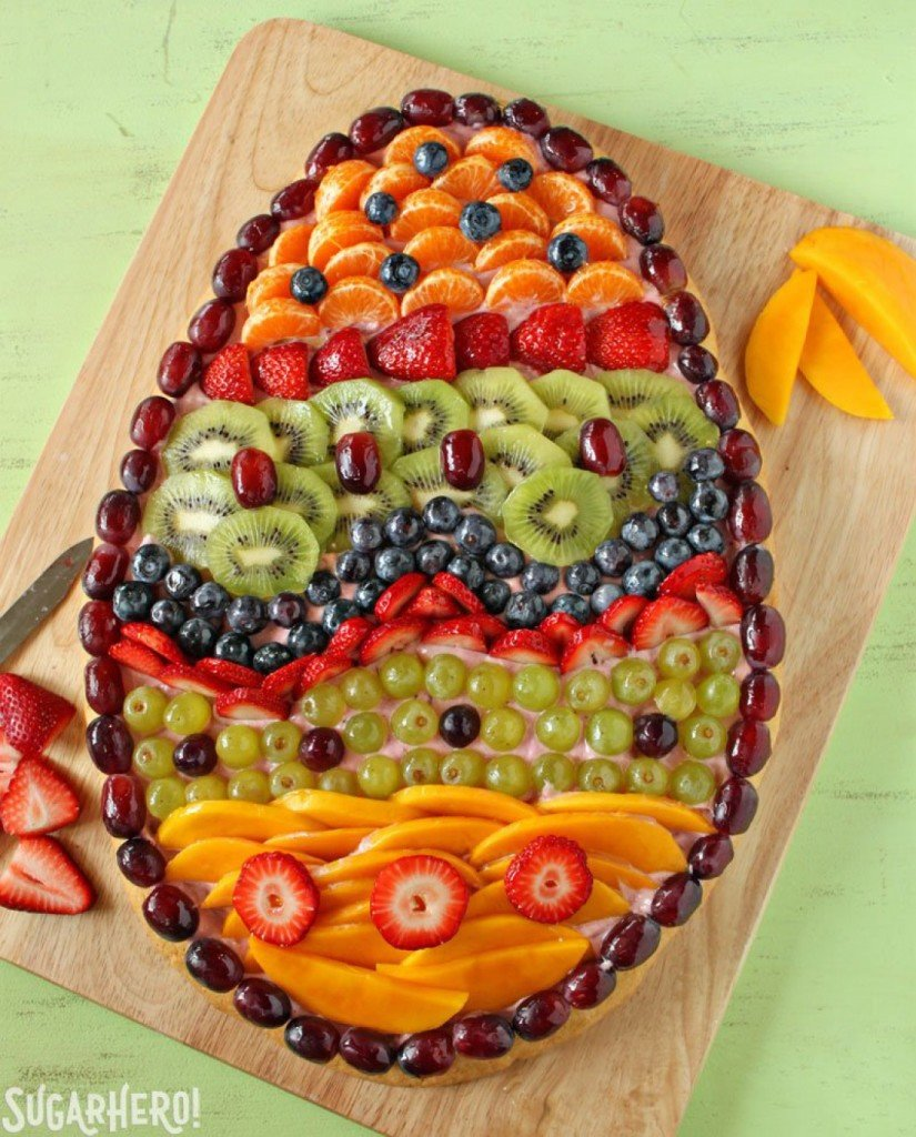 Сделай сам фруктовую поделку