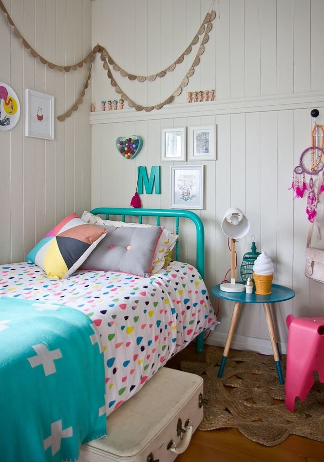 Как украсить комнату ребенку на день рождения: 70