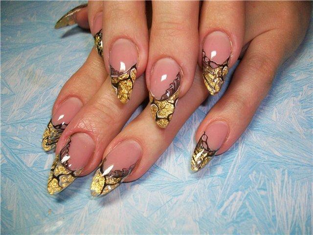 Екатерина мирошниченко дизайн ногтей