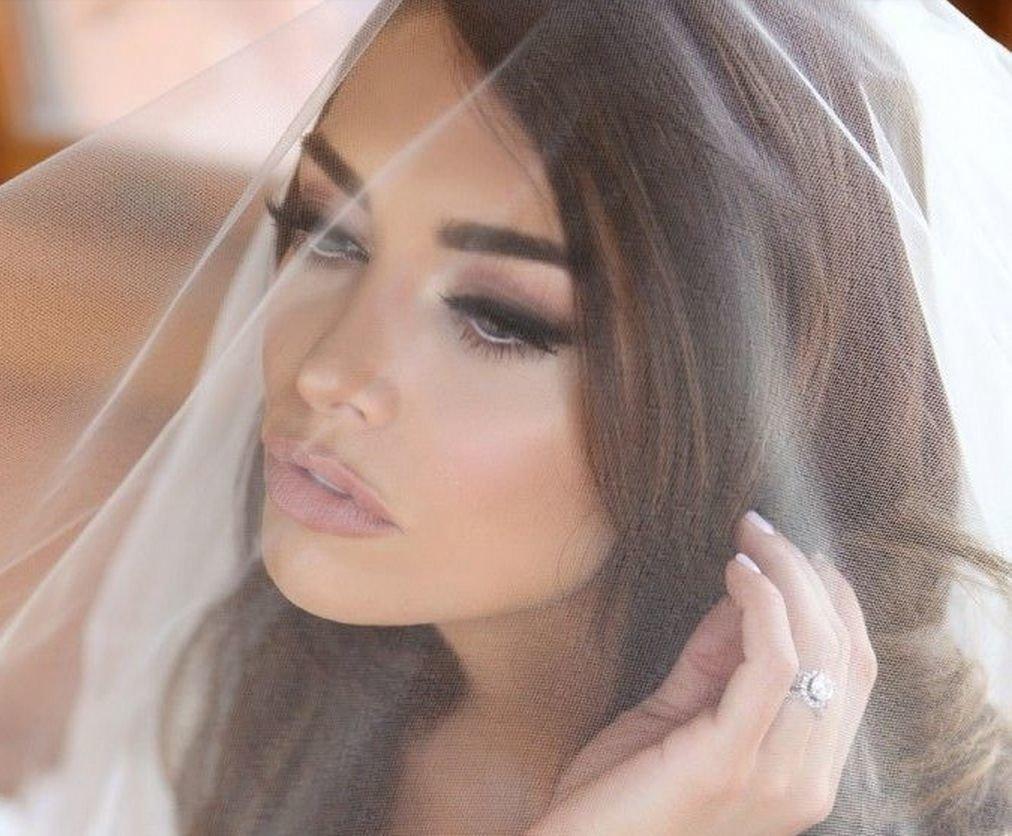 Свадебный макияж своими руками поэтапно 55