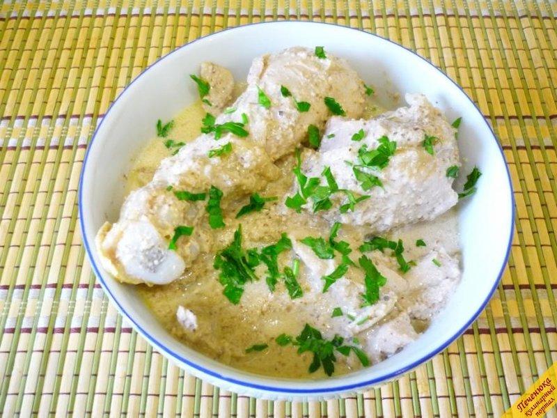 Как приготовить сациви из курицы по-грузински пошаговый рецепт с