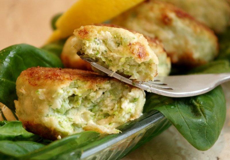 Котлеты из капусты брокколи рецепты