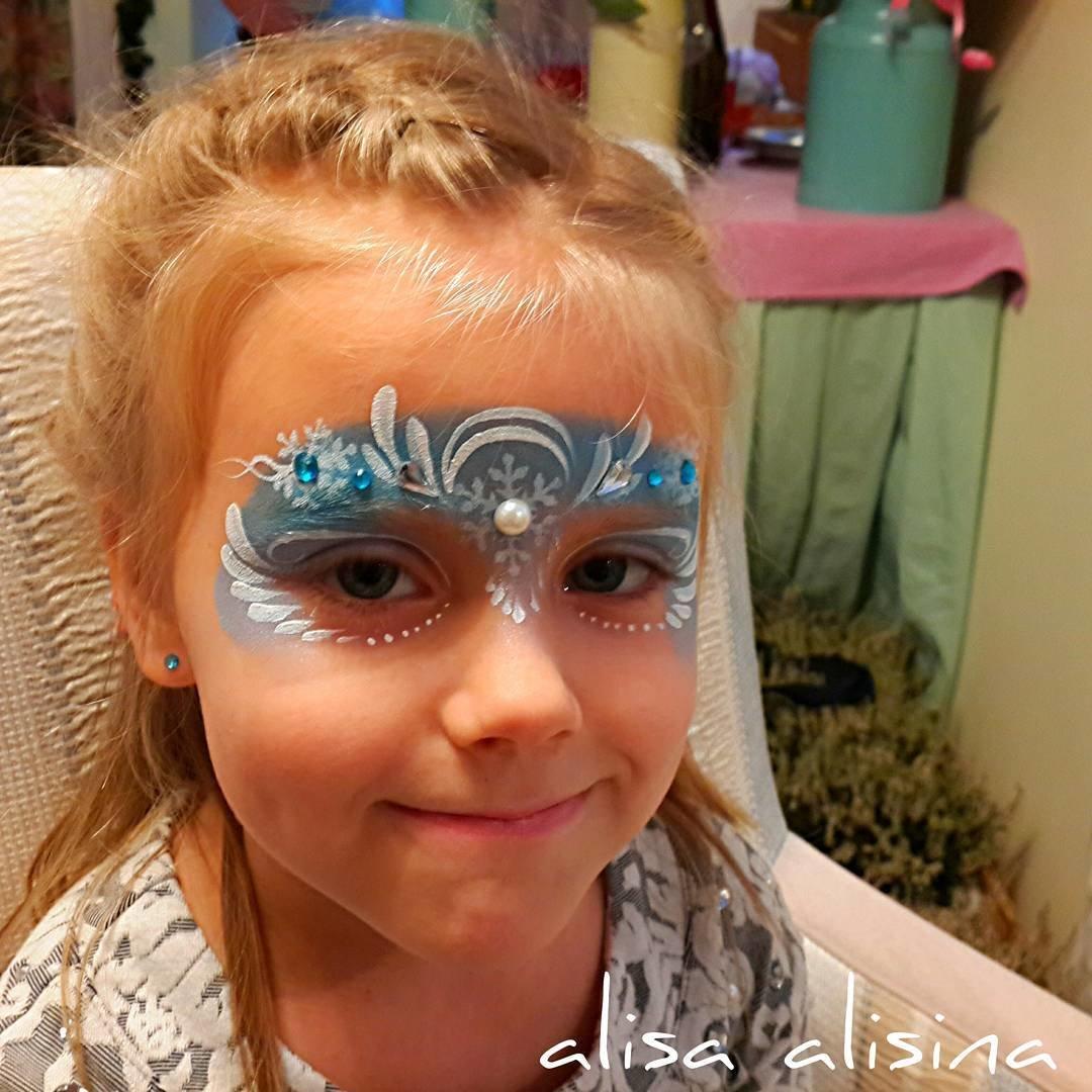 Детские макияжи с фото