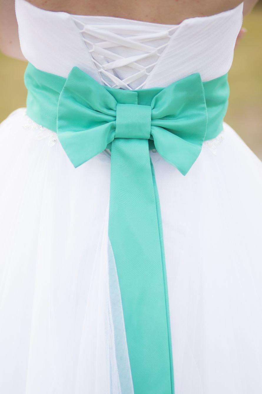 Пояс для платья с бантом своими руками из ленты