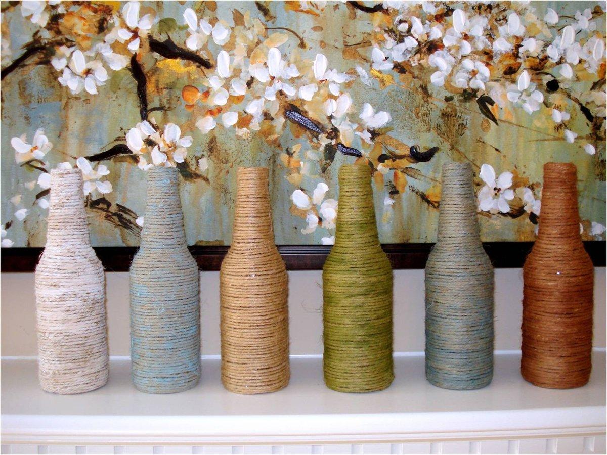 Как сделать вазу своими руками - Infoniac 34