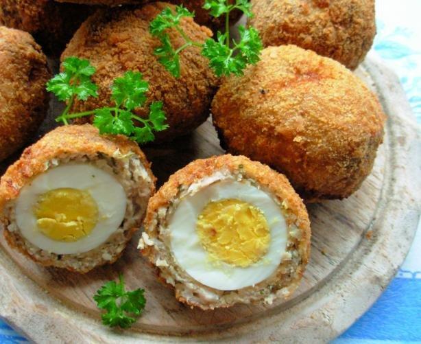 Рецепты с перепелиными яйцами