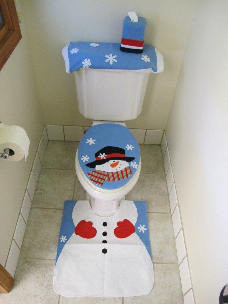 Как своими руками украсить туалет на