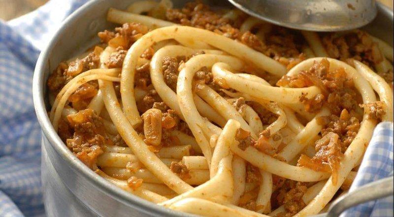 Как готовить макароны по флотски с фаршем пошаговый рецепт с фото
