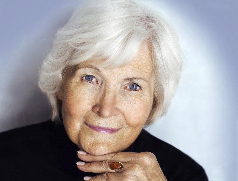 Фото стрижки женщин пожилого возраста