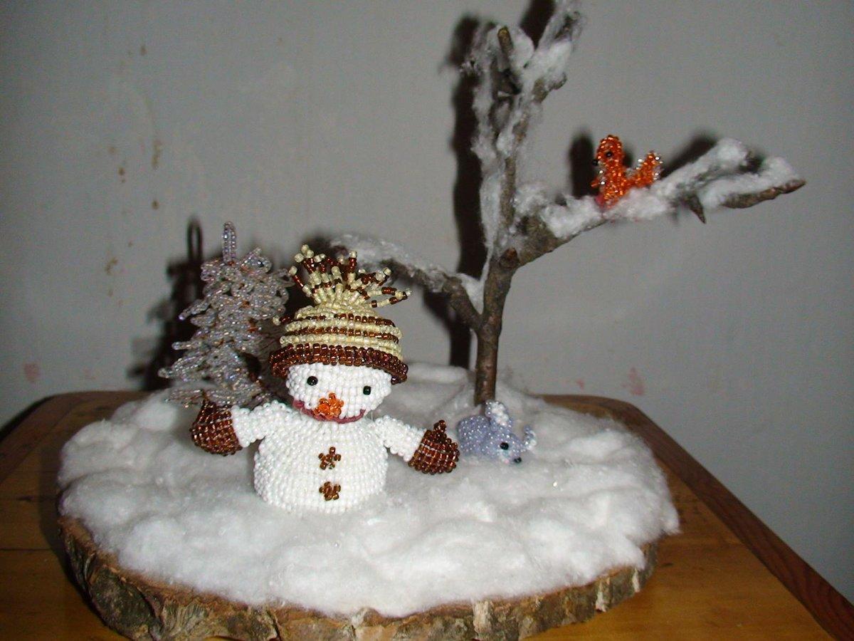Что можно сделать своими руками на тему зима