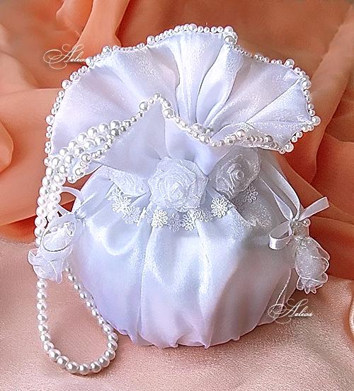 Мастер-класс сумочка для невесты своими руками мастер класс