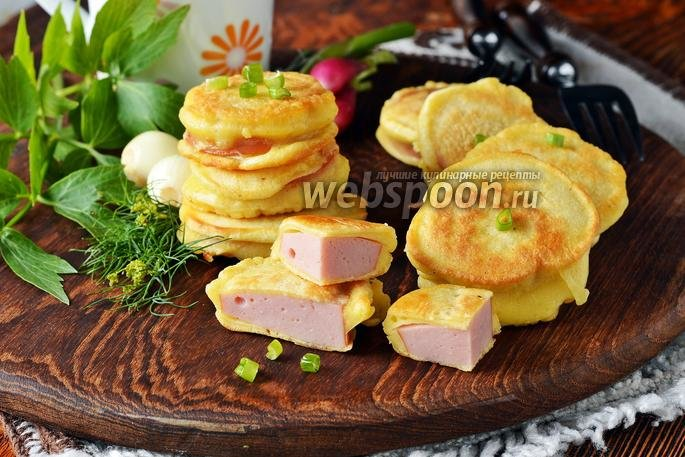 Колбаски в кляре рецепт пошагово