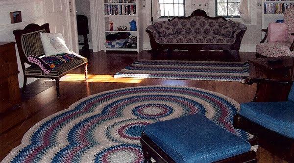 Делаем ковры в домашних условиях 8